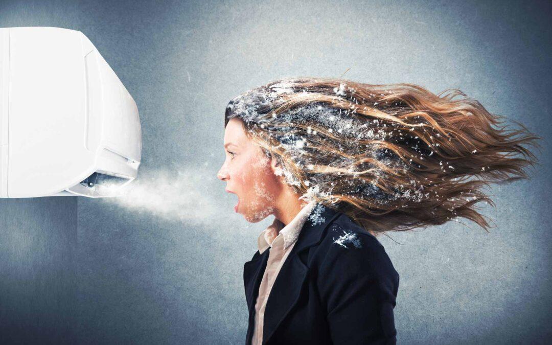 L'aria condizionata fa male?